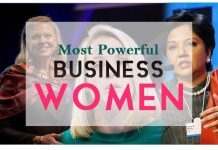 Powerful Business Women