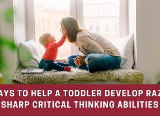 Toddler Develop