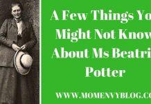 Ms Beatrix Potter