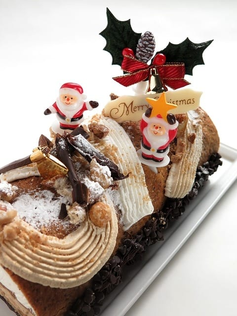 Christmas Sweet Cake Design