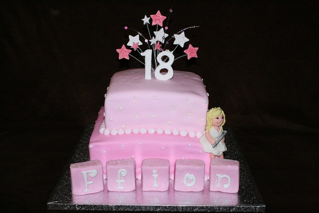 Girls Birthday Cake Design Ideas