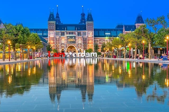 Amsterdam - valentines day places to go