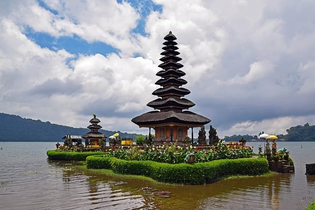 Bali - valentines day places