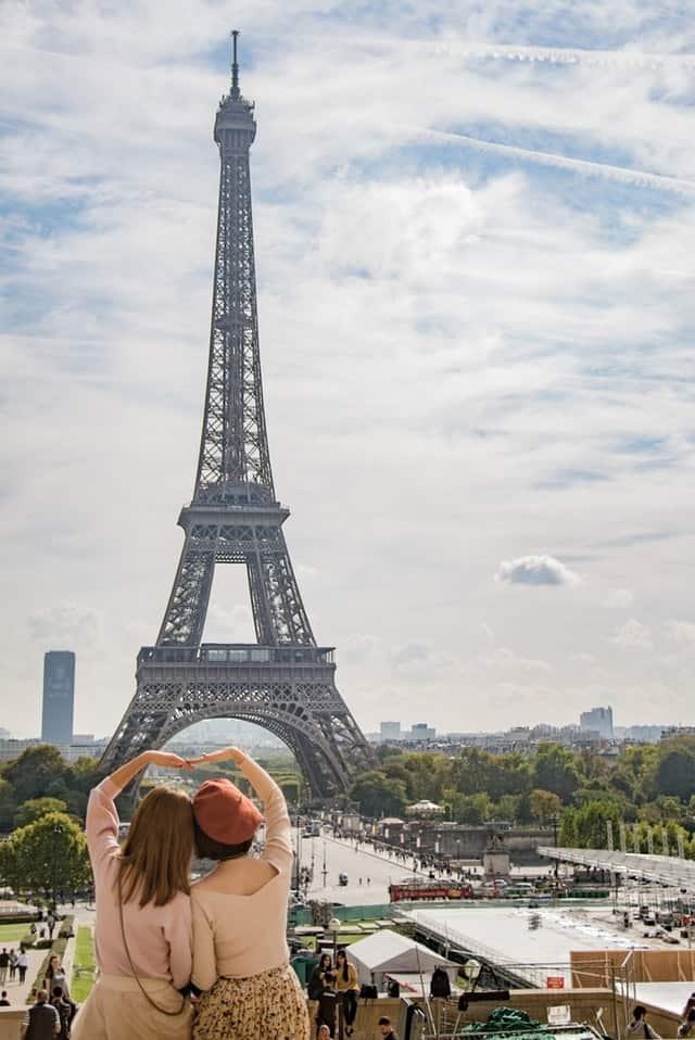 PARIS - best places for valentines day