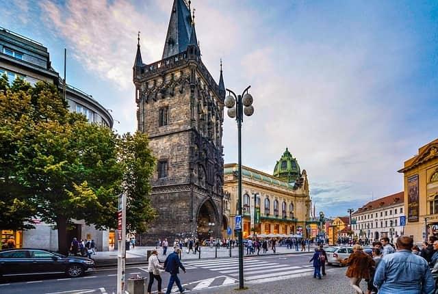 Prague, Czech Republic - best places for valentines day
