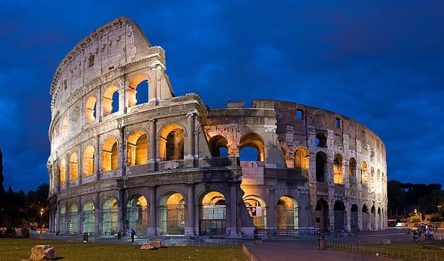 Rome, Italy - valentines day places