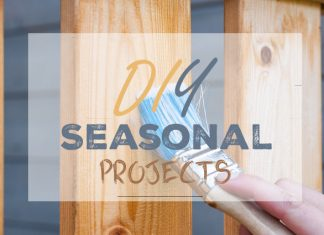 Here are some ways you can DIY Summer your house when the leaves change, the flowers bloom,DIY Projects for Your Home best way to keep Away From Temperature.