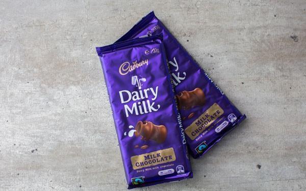 Dairy Milk - Top 15 Chocolate Brands