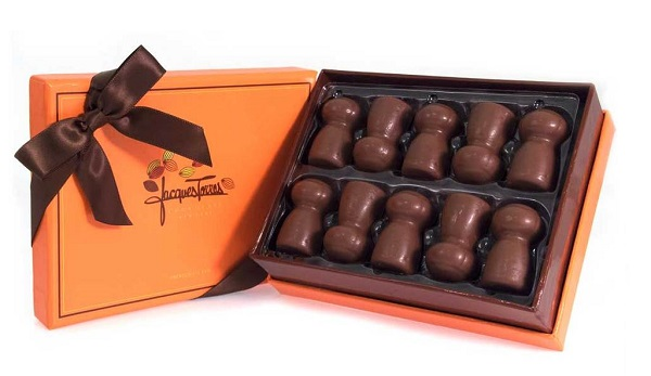 Jacques Torres Champagne Truffles - Top 15 Chocolate Brands