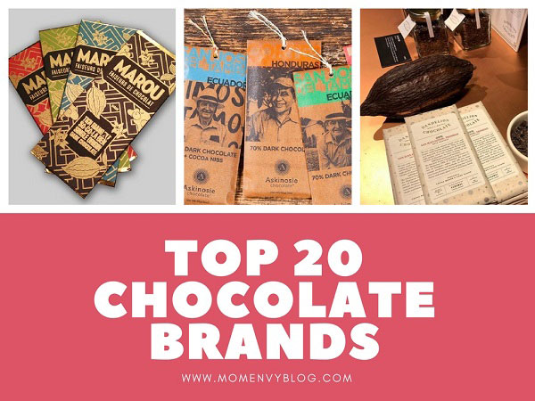 Top Chocolate Brands