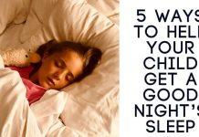 NIGHT'S SLEEP