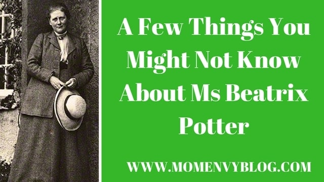 Ms Beatrix Potter
