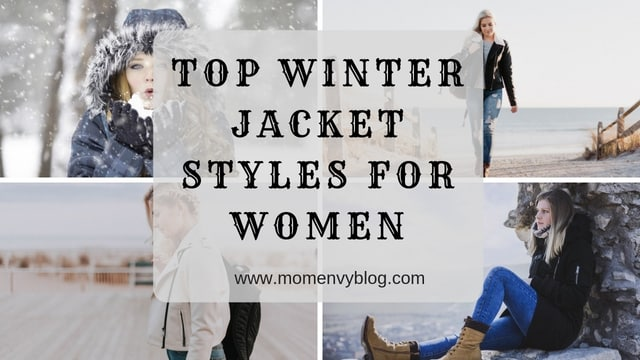 TOP WINTER JACKET STYLES FOR WOMEN