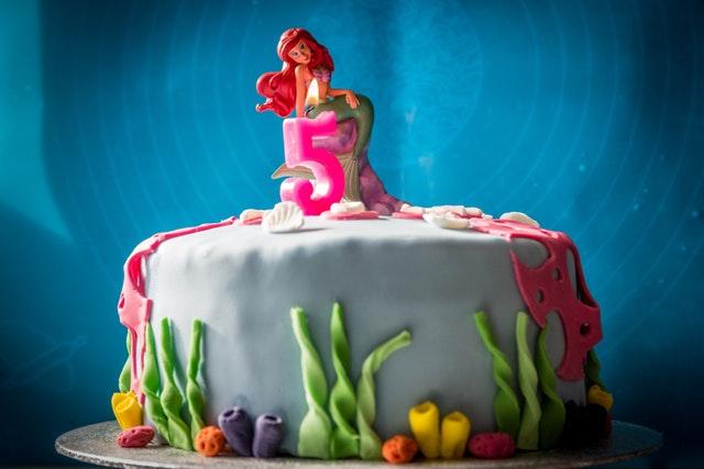Beautiful Girls for Birthday Cake Design