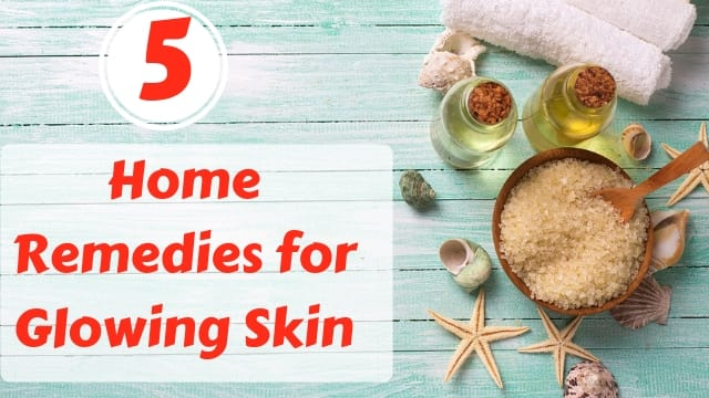 Worried About Your Skin Here Are 5 Home Remedies For Glowing Skin Mom Envy Blog