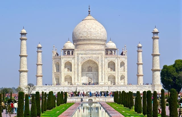 Agra, UP - valentines day places to go