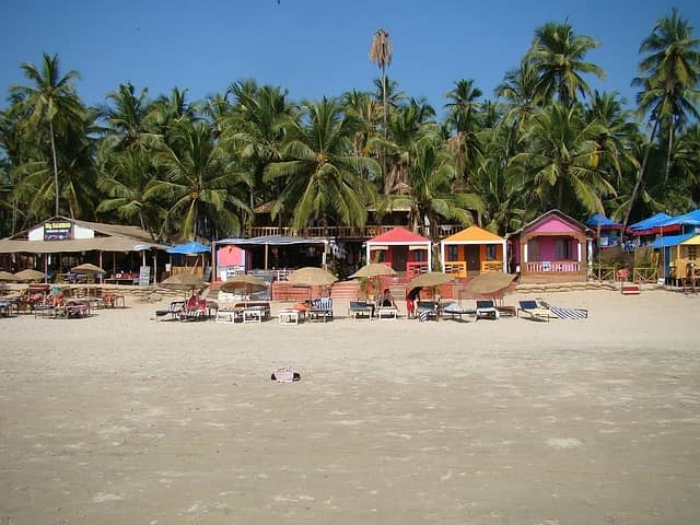 Goa - valentines day places to go
