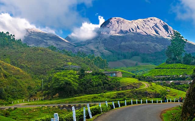 Munnar, Kerala - best places for valentines day