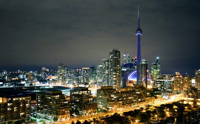 Toronto - best places for valentines day