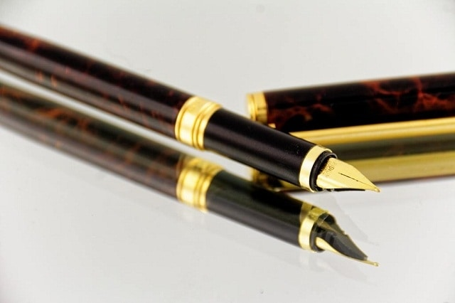 GOLD PEN - gifts for teenage girls
