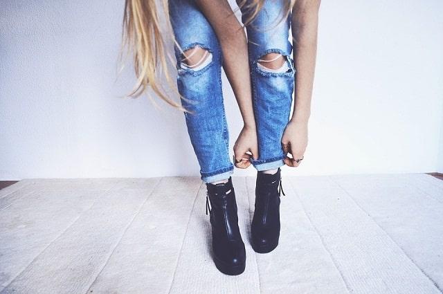 Grils Jeans - birthday gift for girl best friend