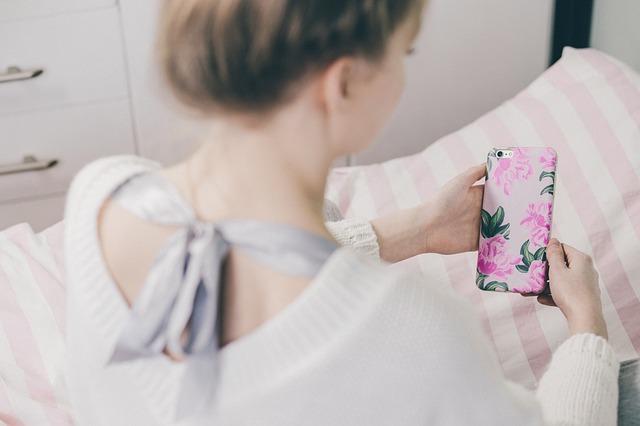 Iphone case - teenage girl gift ideas