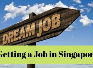 Getting a Job in Singapore