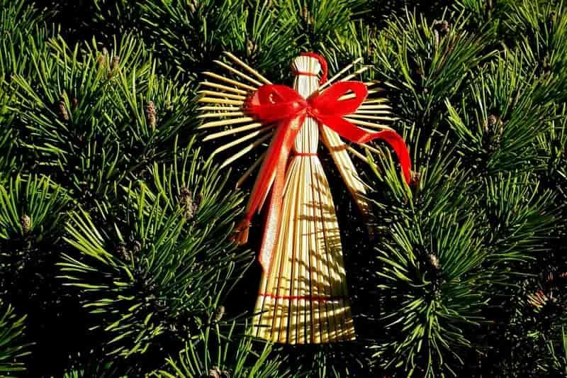 Angel Ornaments Christmas Tree Decor