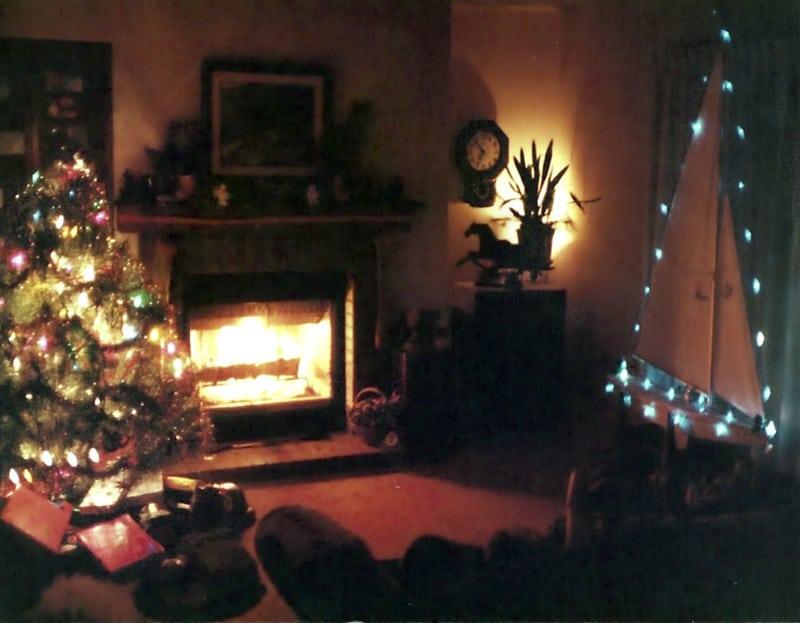 Night Lights Decor Christmas Tree