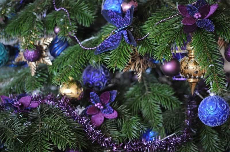Fir Decorations Christmas Tree