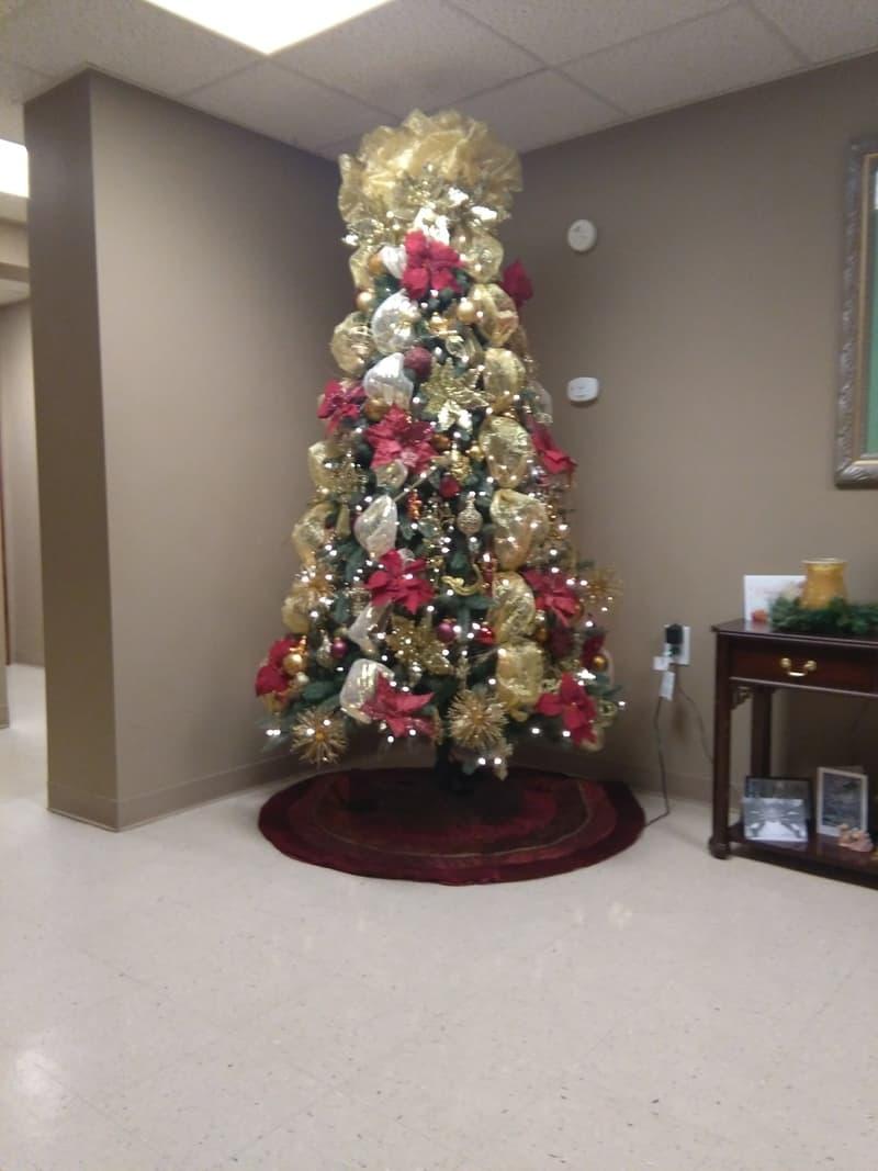 Room Decoration Christmas Tree