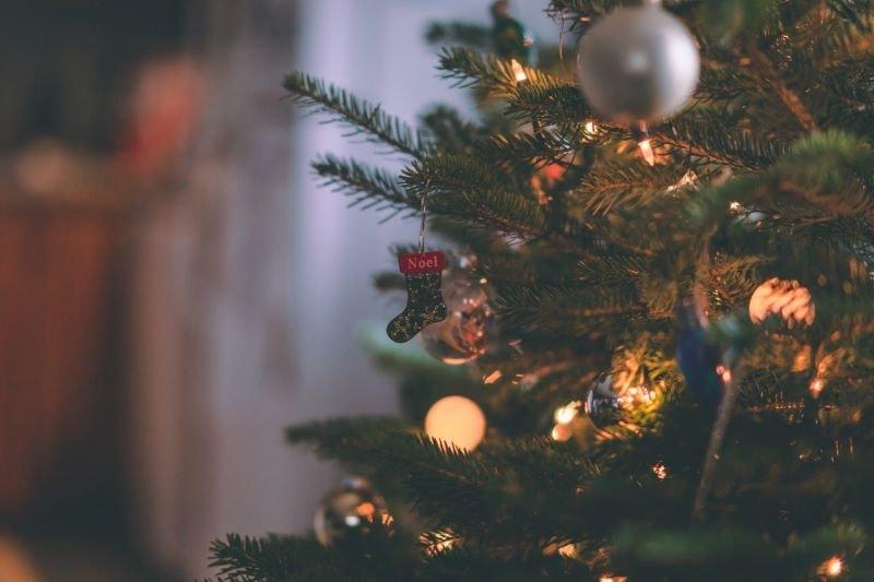 Stocking Ornaments Christmas Tree