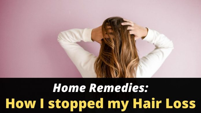 Hair Fall Problems in Women and Home Remedies to reduce Hair Loss