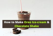 How to Make Oreo Ice-cream & Chocolate Shake- Recipe Video