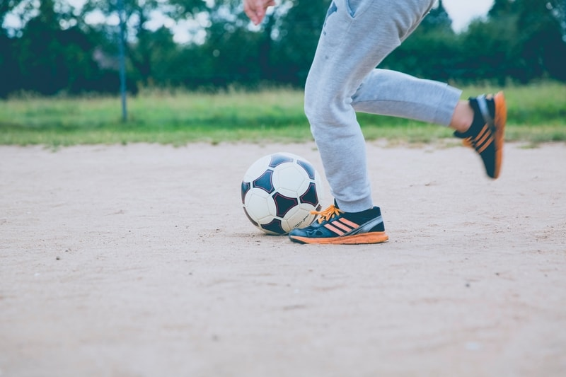 Kids Football - birthday gift ideas