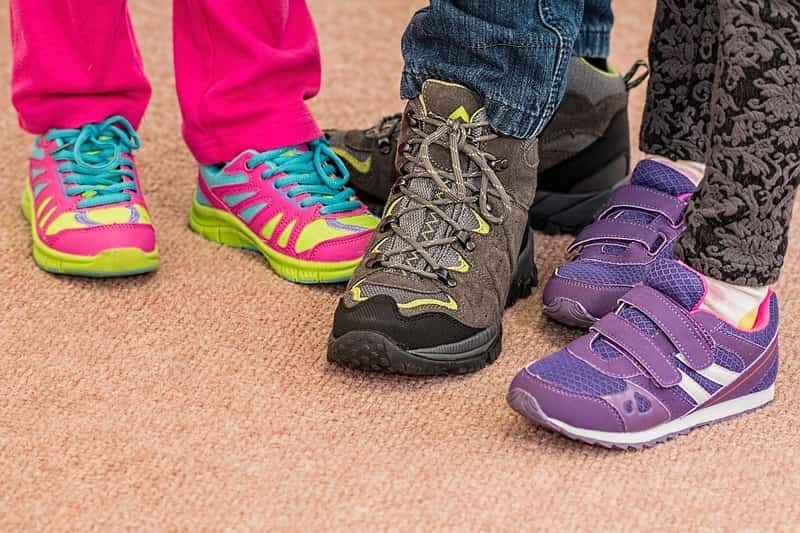 Kids Shoes - birthday gift ideas