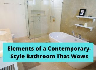 Contemporary-Style Bathroom That Wows