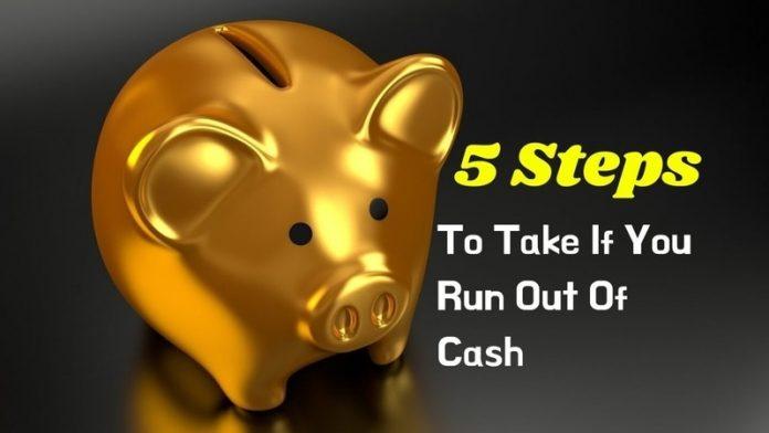 Cash crisis