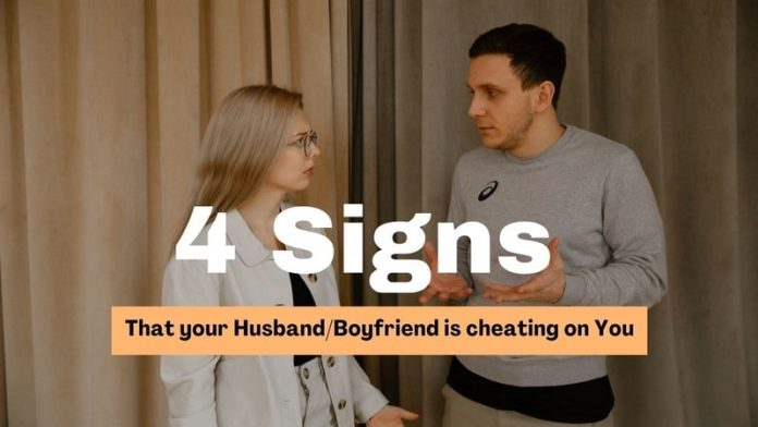Boyfriend Cheating