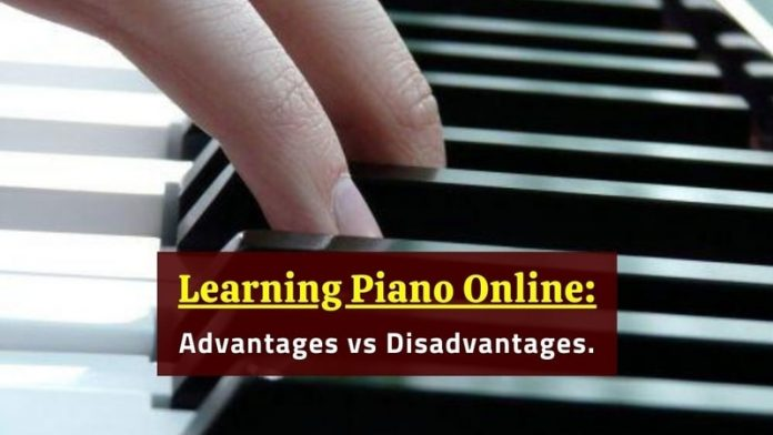 Learning Piano Online