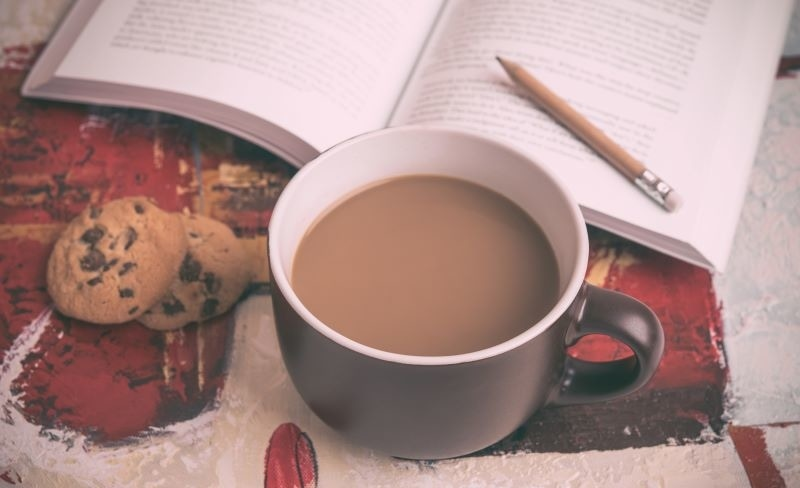 Travel mug for tea