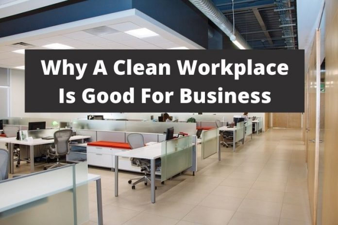 Workplace Good For Business