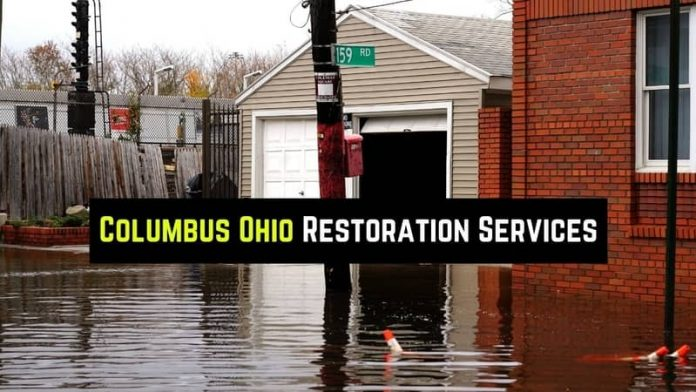 Columbus Ohio Restoration Services
