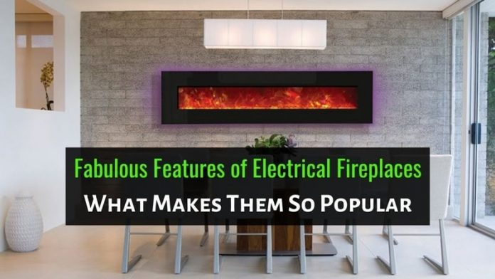 Electrical Fireplaces