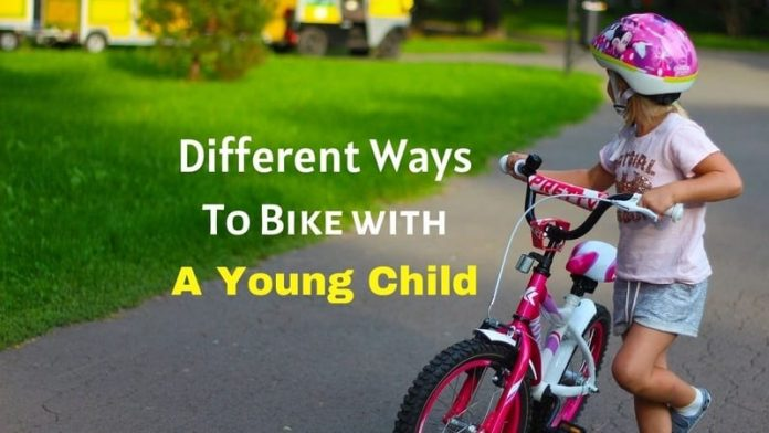 Bike with a Young Child