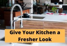 Kitchen Fresher Look