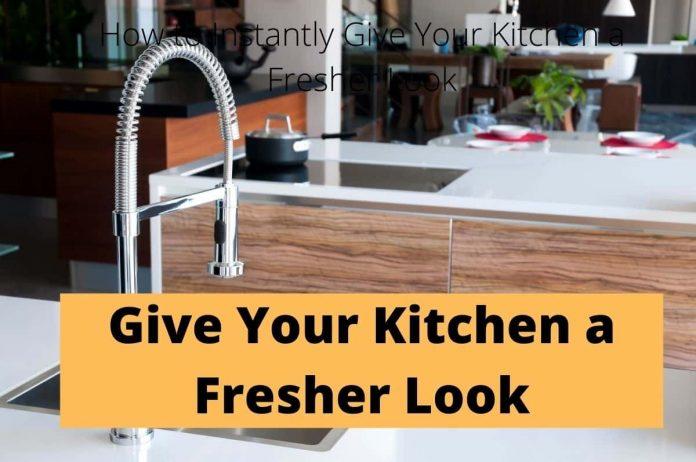 Kitchen Fresher Look