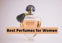 Best Perfumes for Women